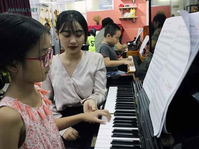 Học Organ tại Trung tâm âm nhạc Việt