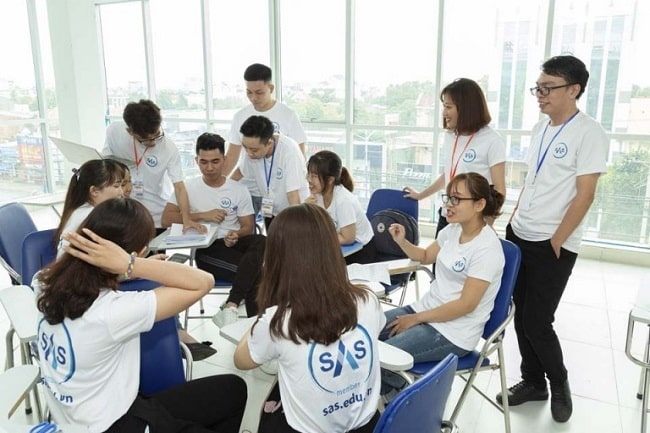 Trung tâm Saigon American English (SAS)