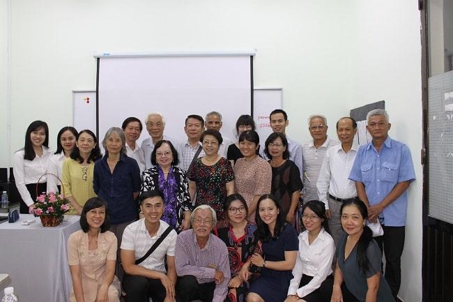 Cơ sở Ngoại Ngữ tại Hội nghiên cứu ngoại ngữ dịch thuật TPHCM