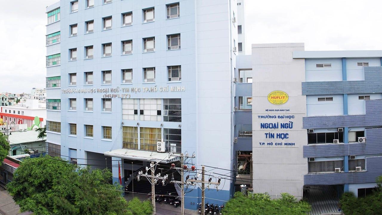 Trường Đại Học Ngoại Ngữ Tin Học TPHCM