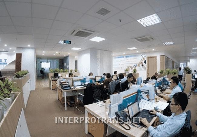 Văn phòng Dịch Thuật Quốc Tế Interprotrans